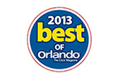 Best of Orlando 2013 Child Care Award